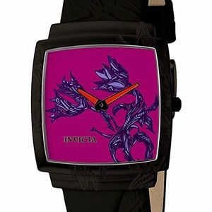 Rare Invicta Low Pro Artist Collection Tulip Watch